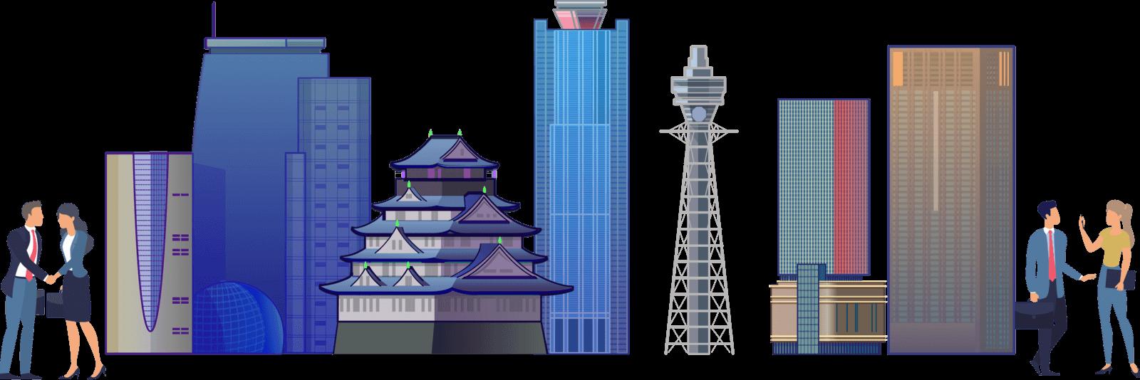 大阪府公民戦略連携デスクと府内43市町村の公民連携を加速する