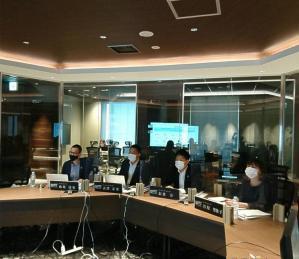 事務局のメイン会場は、株式会社プロディライト本社会議室をご提供いただきました。