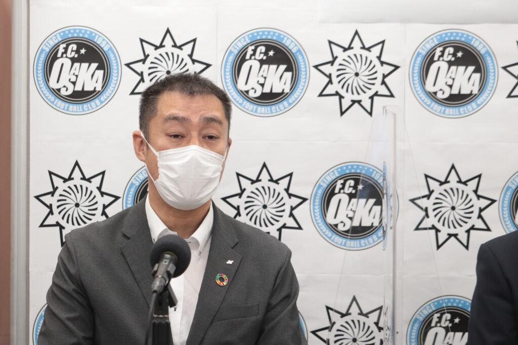 大阪府公民戦略連携デスク 元木 一典 チーフプロデューサー