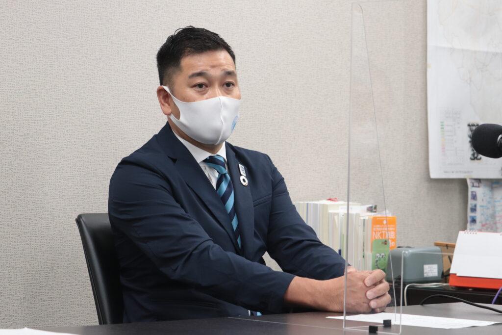 F.C.大阪 青野 剛暁 マーケティングダイレクター