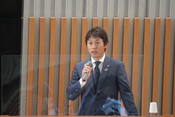 田中 靖訓 OZCaF代表理事(リマテックホールディングス株式会社 代表取締役社長)